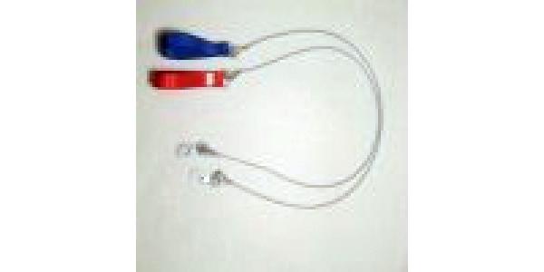 Wirekobbel, plasthåndtak